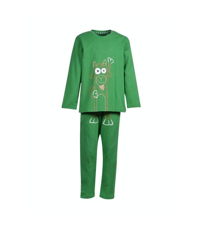 Woody 202-1-PLE-Z/735Jongens-Heren pyjama