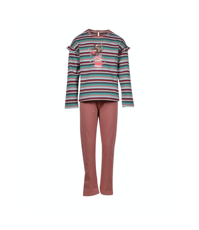 Woody 202-1-PLG-S/975Meisjes-Dames pyjama