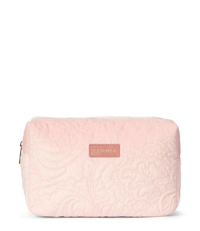 Essenza Pepper Velvet Make-Up Bag Large Blush