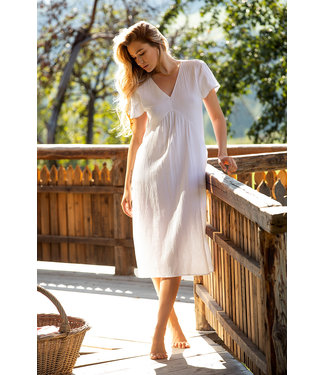 Coemi Dress Livy White 702