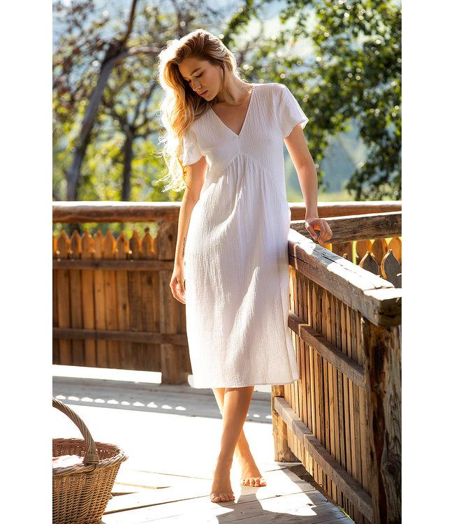 Coemi Dress Livy White 702