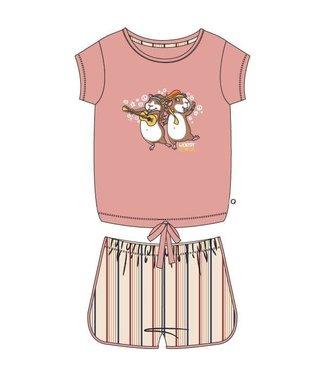 Woody 211-1-BST-S/232Meisjes-Dames pyjama