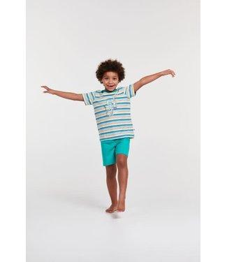 Woody 211-1-PUS-S/917Jongens-Heren pyjama