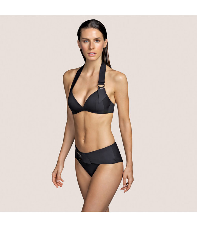 Andres Sarda Triangel Bikinitop Kathryn Black