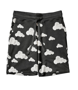 Snurk Cloud 9 Grey Black Shorts Adult