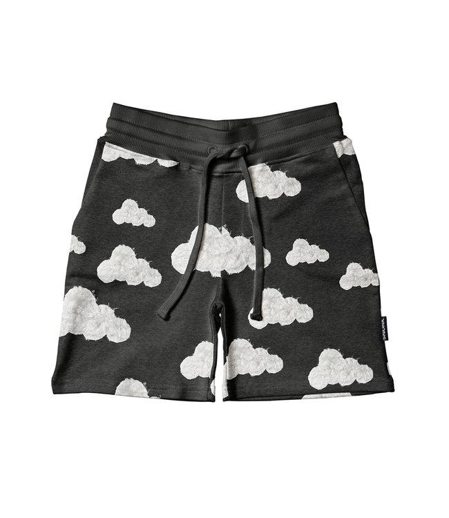 Snurk Cloud 9 Grey Black Shorts Kids