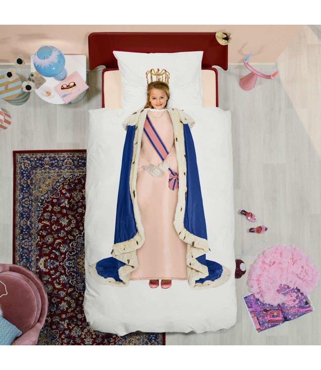 Snurk Queen Dekbedovertrek