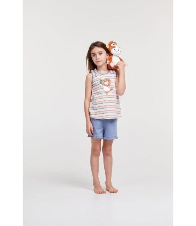 Woody 211-1-PSP-S/924Meisjes-Dames pyjama