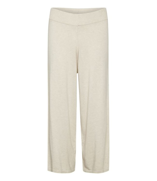 Lounge Nine Mallory Knit Pants Pastel Parchme