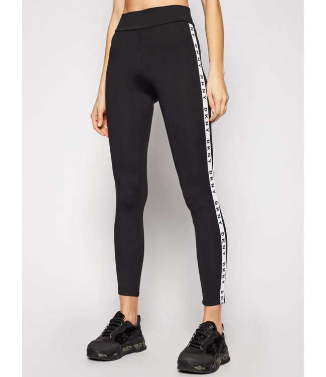 DKNY Sleep Legging Technical Jersey Black