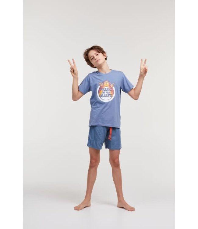 Studio Woody 211-2-QPH-W/889Jongens-Heren pyjama