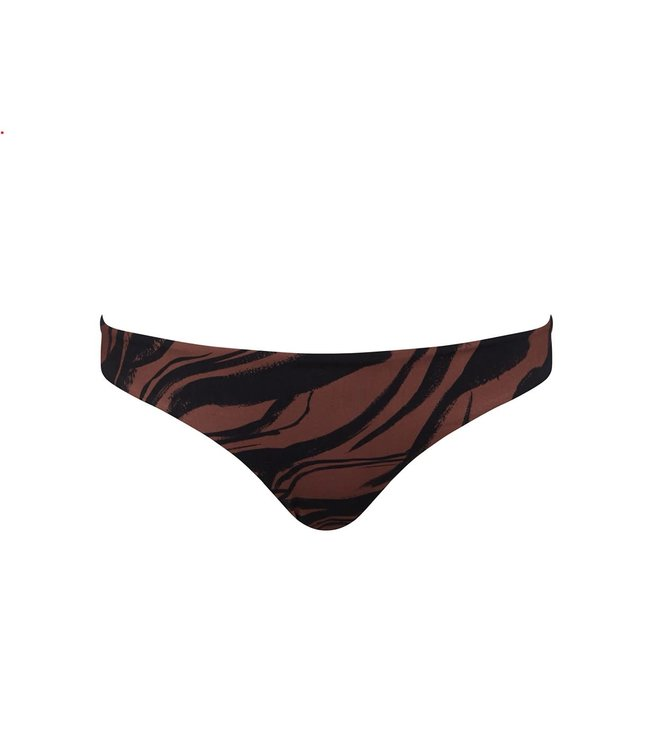 Jets Swimwear Wave Hipster Nomade Burnt Clay/black