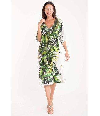 DavidBeach Bodrum Maxi Dress Rainforest Green