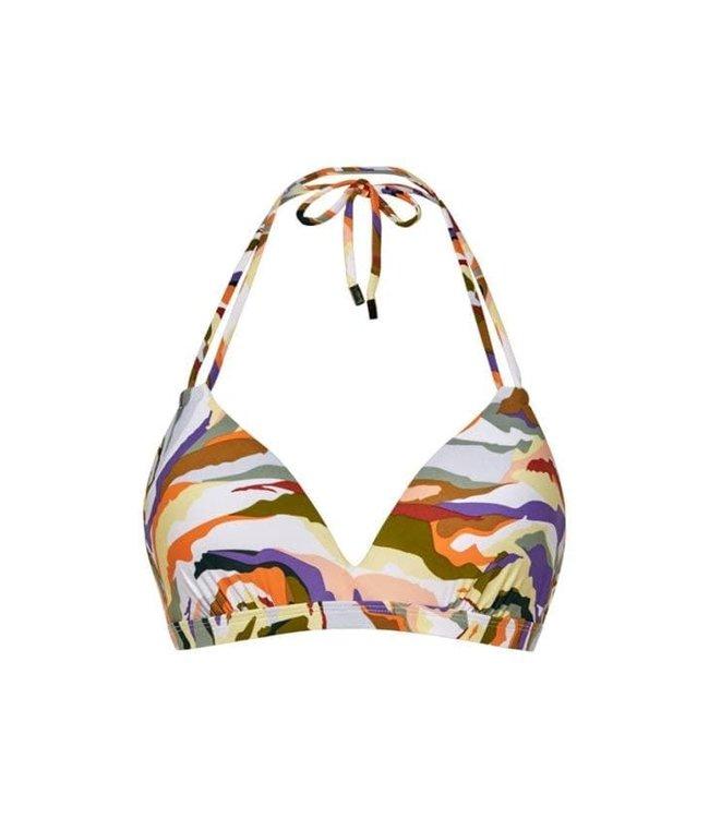 Beachlife Artisan Halter Bikinitop