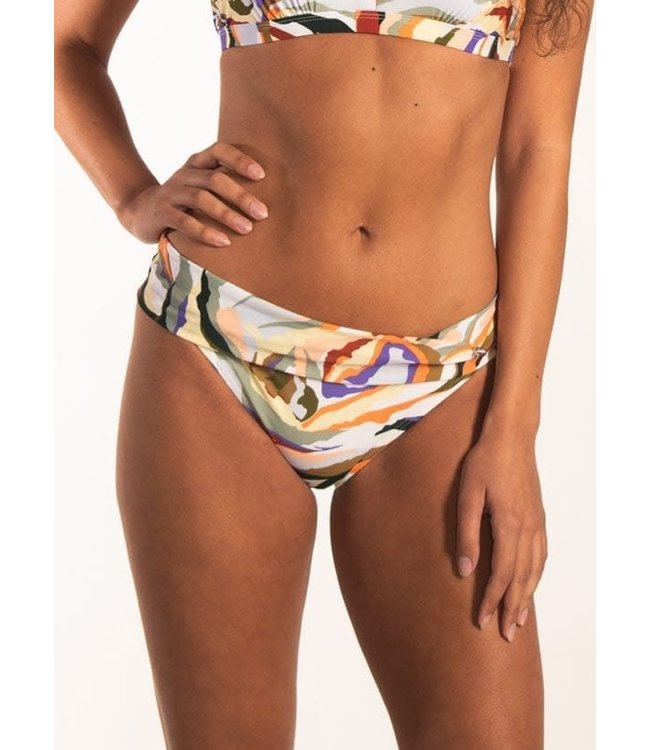 Beachlife Artisan Turnover Bikinislip