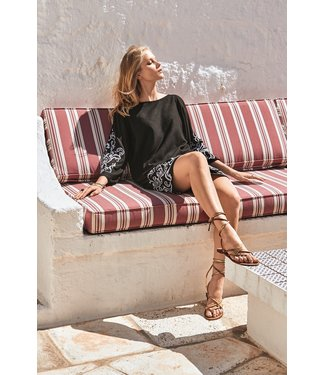 Iconique Milly Kaftan Oman Black