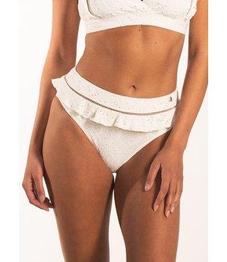 Beachlife Blanc De Blanc High Waist Bikinislip