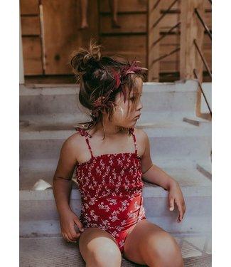 Beachlife Little leaves Bathingsuit Girls
