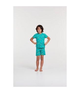 Woody 211-1-PZA-Z/930Jongens-Heren pyjama