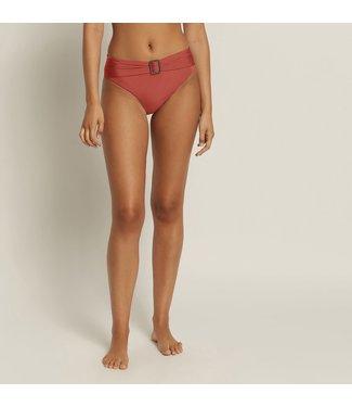 Jets Swimwear Rib Mid Pants Azure Sienna