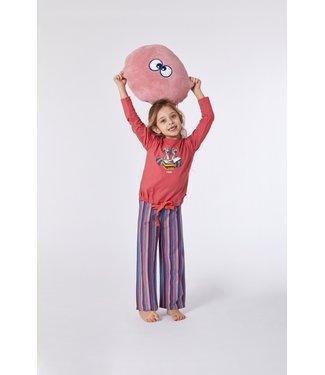 Woody 212-1-BSL-S/437Meisjes-Dames pyjama