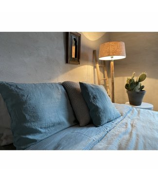 House In Style Maxime Washed Linnen donsovertrek