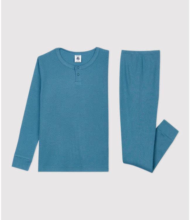 Petit Bateau Jongens/ Meisjes Pyjama Polochon