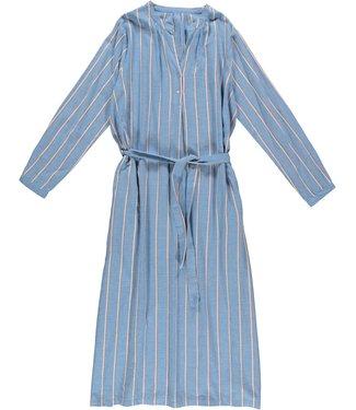 Dorélit Kleed Finely Stripe Blue