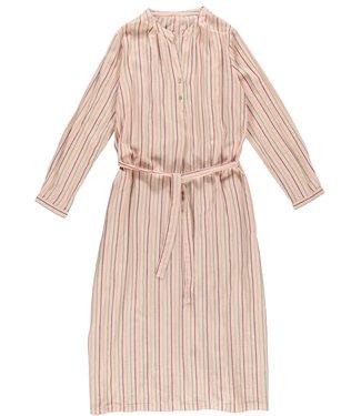 Dorélit Kleed Finely Stripe Pink