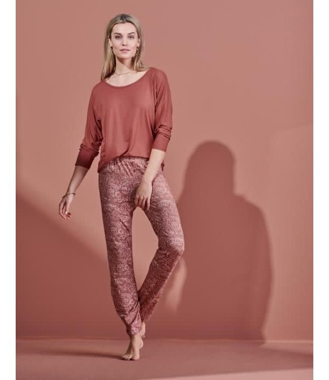 Essenza Jules Halle Trousers Long Rose