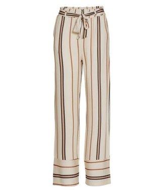 Essenza Noor Meryl Trousers Long Vanilla