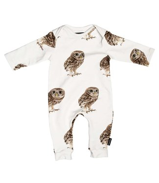Snurk Night Owl Jumpsuit Babies