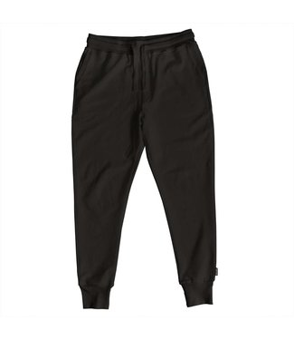 Snurk Uni Black Pants Men