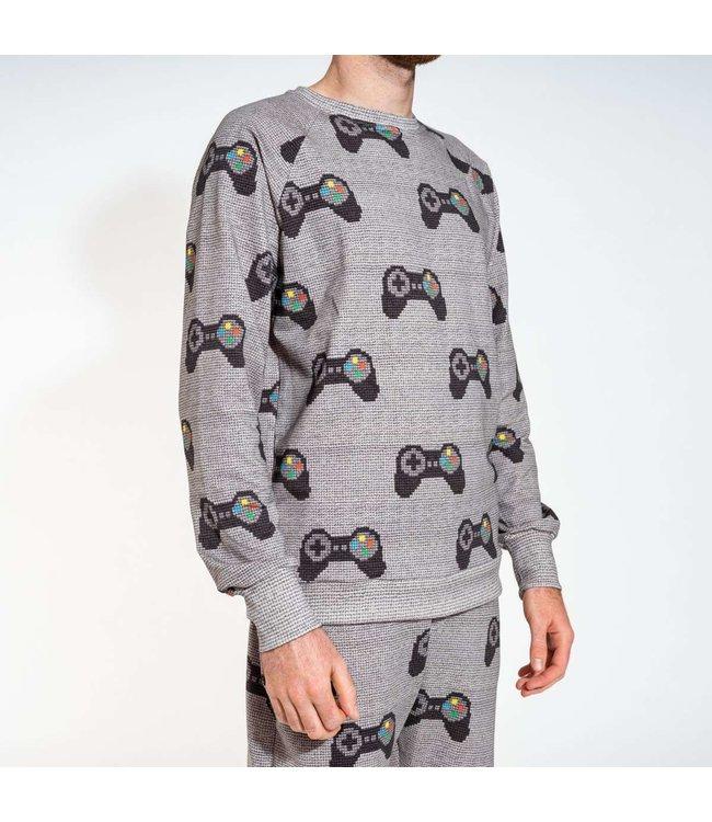 Snurk Game Nights Sweater Men
