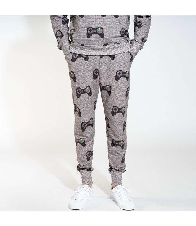 Snurk Game Night Pants Men