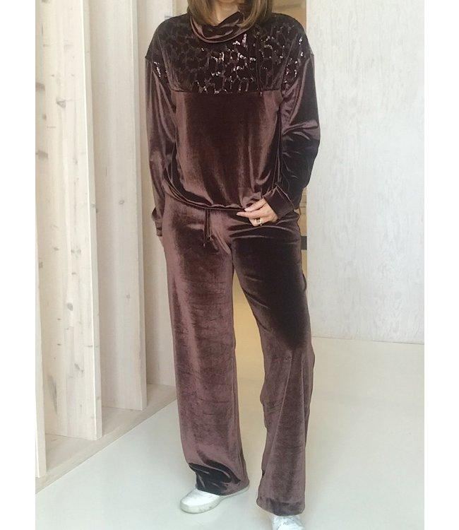Valery Castagna Luxury Homewear Set