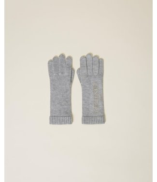 Twin-Set Handschoenen Grigio Melange