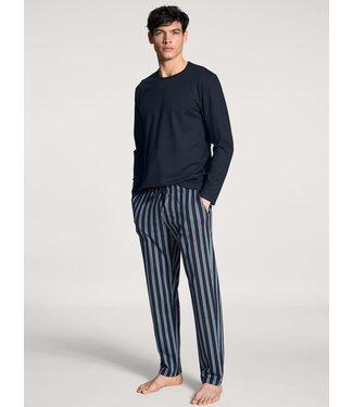 Calida Men's Underwear Pyjama 46660 Dark Sapphire
