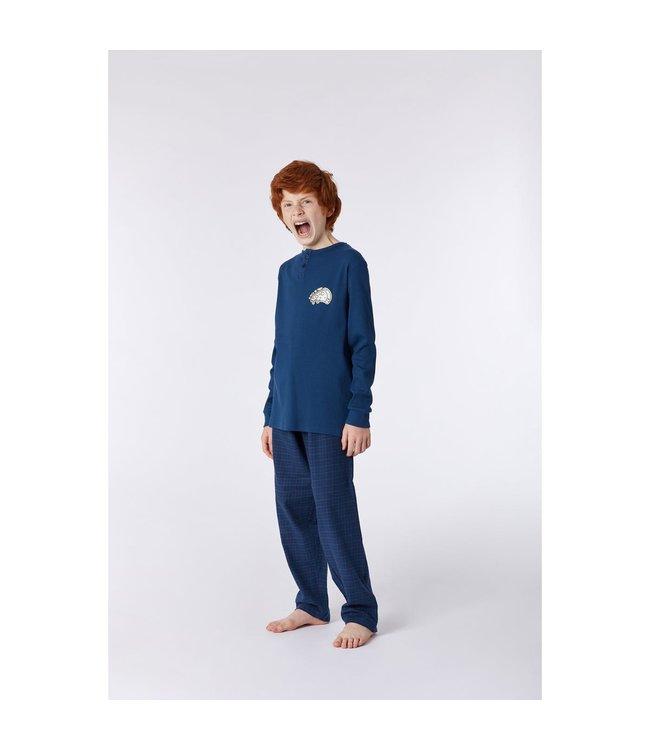 Studio Woody 212-2-QPD-R874Jongens-Heren pyjama