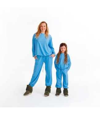 Lords & Lilies 212-5-LRA-R834Meisjes-Dames t-shirt en broek