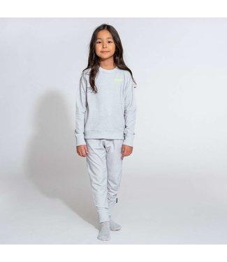 Snurk Uni Grey Pants Kids