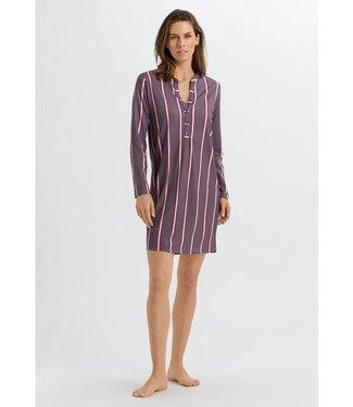 Hanro Nachthemd Sleep&Lounge Sleek Stripe