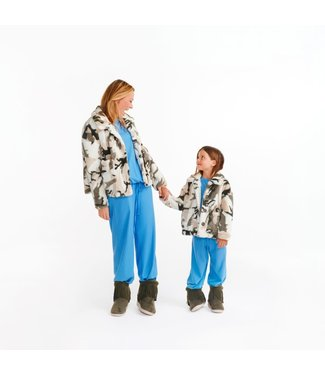 Lords & Lilies 212-5-LNE-F981Meisjes-Dames jas Camouflage