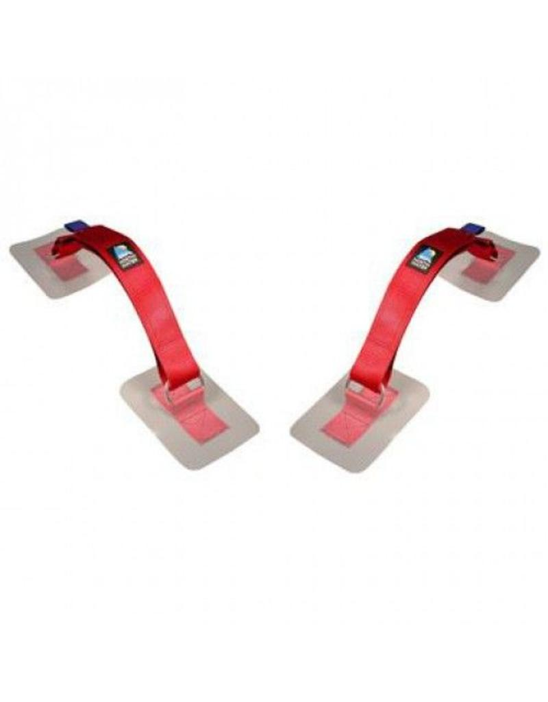 North Water 2 inch Velcro Overlay Thigh Straps