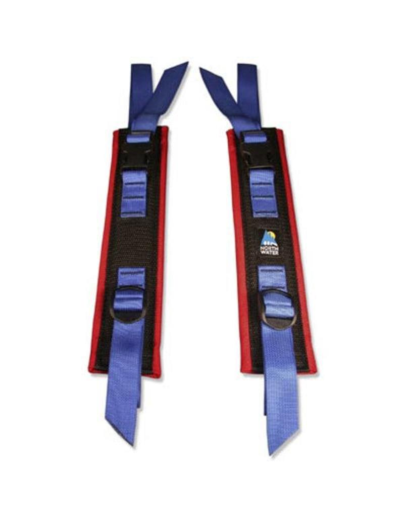 North Water Padded Thigh Straps