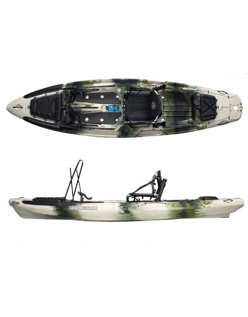 Jackson Kayak Big Rig - Viskajak