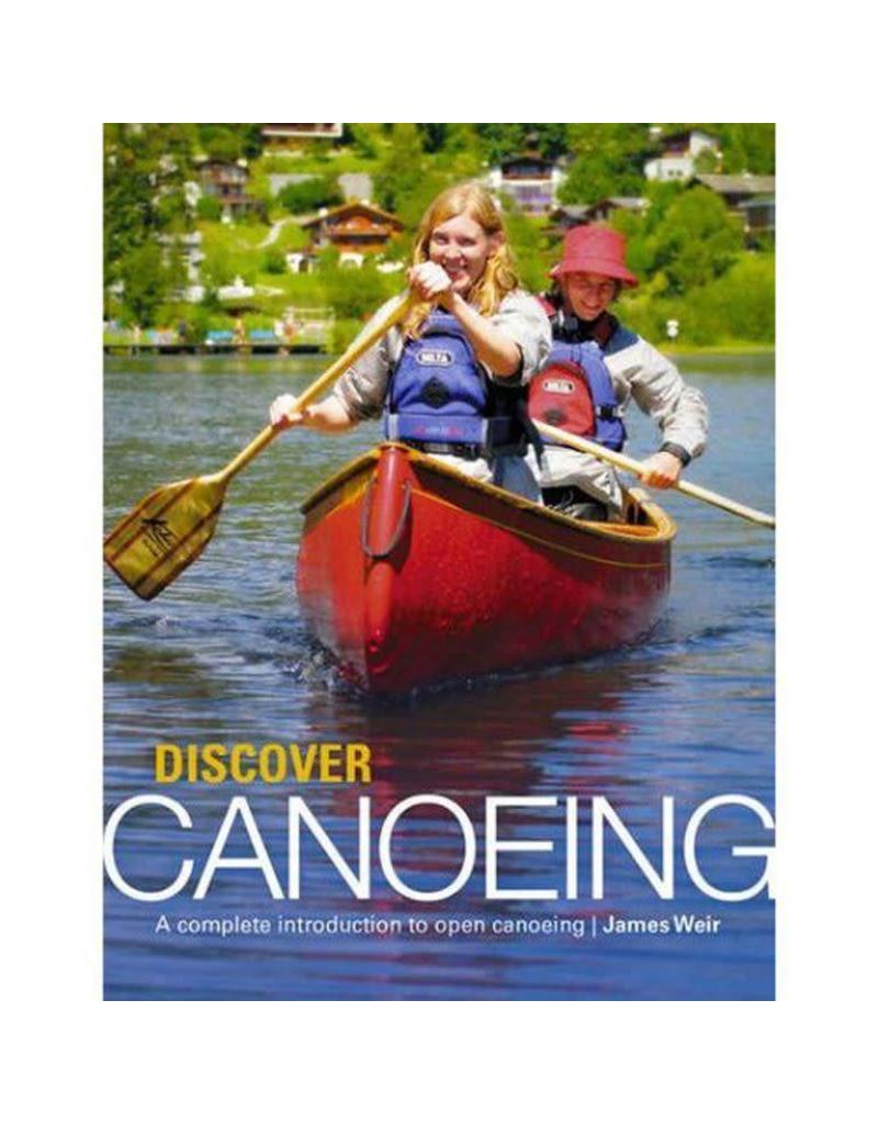 Boek - Discover Canoeing