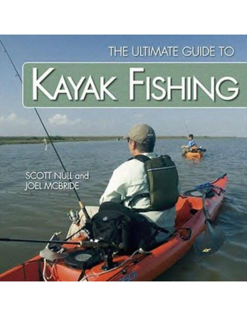 Boek - kayak Fishing the Ultimate guide