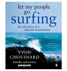 Boek - Let my people go surfing