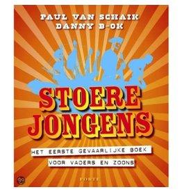 Boek/DVD Boek - Stoere Jongens